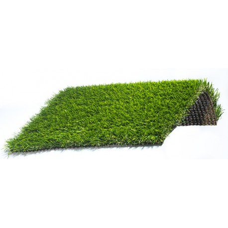 Gazon synthétique Prairie Senso par « Green Touch »